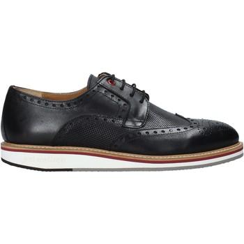 Zapatos Hombre Derbie Melluso XU16213 Negro