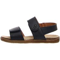 Zapatos Niños Sandalias Naturino 502713 01 Negro
