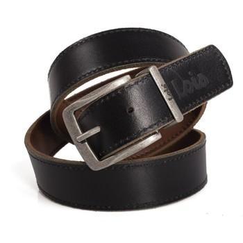 Accesorios textil Hombre Cinturones Lois Reversible Leather Revers.Negro-Marron