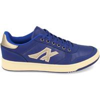 Zapatos Hombre Zapatillas bajas Kalasity WH9819 Azul