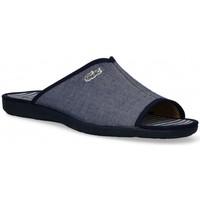 Zapatos Hombre Pantuflas Vulca-bicha 55307 azul