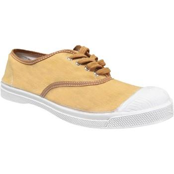 Zapatos Mujer Tenis Bensimon Tennis lin coton amarillo