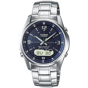 Relojes & Joyas Hombre Relojes analógicos Casio LCW-M100DSE-2AER, Quartz, 40mm, 5ATM Plata