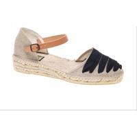 Zapatos Mujer Alpargatas Salvi 102/017.01 SAL NEGRO
