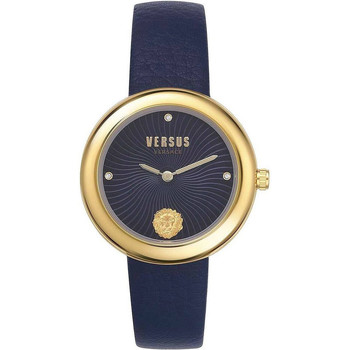 Relojes & Joyas Mujer Relojes analógicos Versus by Versace VSPEN0219, Quartz, 35mm, 5ATM Oro