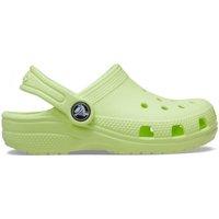 Zapatos Niños Zuecos (Clogs) Crocs CR.204536-LIZE Lime zest