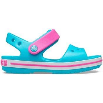 Zapatos Niños Sandalias Crocs CR.12856-DIAQ Digital aqua