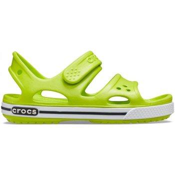 Zapatos Niños Sandalias Crocs CR.14854-LPBL Lime punch/black