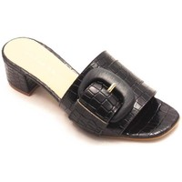 Zapatos Mujer Zuecos (Mules) Tiziana 1237 Negro