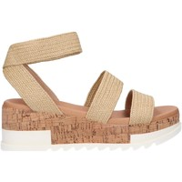 Zapatos Mujer Sandalias Steve Madden BANDI Beige
