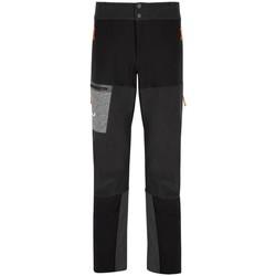 textil Hombre Pantalones Salewa Comici Negros