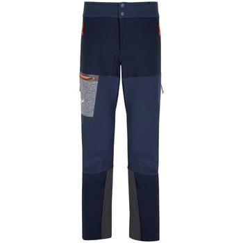 textil Hombre Pantalones Salewa Comici Azul marino