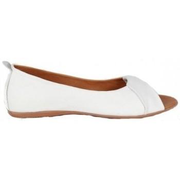 Zapatos Mujer Sandalias Top3 ZAPATO PLANO PUNTERA ABIERTA Blanco