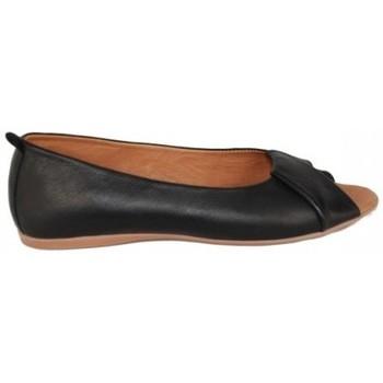 Zapatos Mujer Sandalias Top3 ZAPATO PLANO PUNTERA ABIERTA Negro