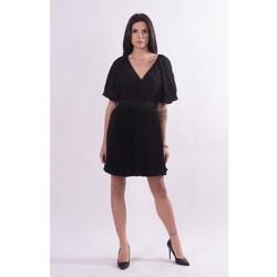 textil Mujer Vestidos cortos Fracomina FQ21SD1002W412F9 Negro