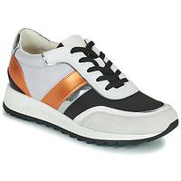 Zapatos Mujer Zapatillas bajas Geox TABELYA Blanco