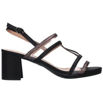 Zapatos Mujer Sandalias Balleri 2045-1 Mujer Negro noir