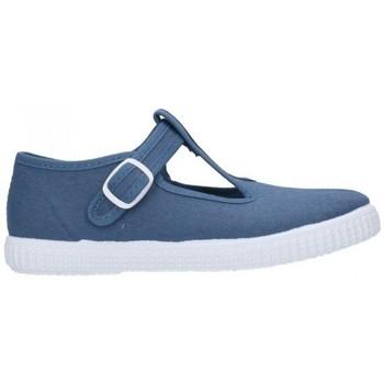 Zapatos Niño Deportivas Moda Batilas 52601 oceano Niño Celeste bleu