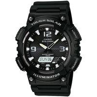 Relojes & Joyas Hombre Relojes mixtos analógico-digital Casio AQ-S810W-1AVEF, Quartz, 46mm, 10ATM Negro