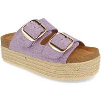 Zapatos Mujer Alpargatas Buonarotti 1BD-1179 Lila