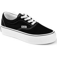 Zapatos Deportivas Moda D.Franklin 20014 NEGRO