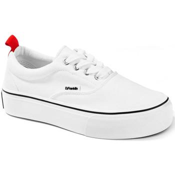 Zapatos Zapatillas bajas D.Franklin 20006 BLANCO