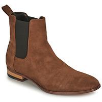 Zapatos Hombre Botas de caña baja HUGO CULT CHEB Cognac