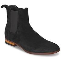Zapatos Hombre Botas de caña baja HUGO CULT CHEB Negro