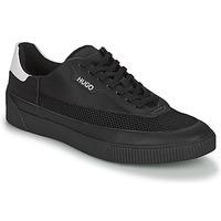 Zapatos Hombre Zapatillas bajas HUGO ZERO TENN Negro