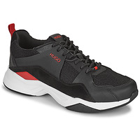 Zapatos Hombre Zapatillas bajas HUGO BLOCK RUNN Negro