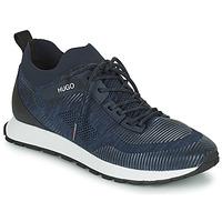 Zapatos Hombre Zapatillas bajas HUGO ICELIN RUNN Marino