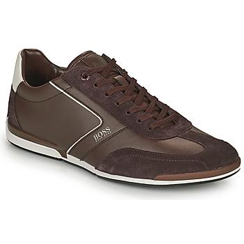 Zapatos Hombre Zapatillas bajas BOSS SATURN LOWP ITAL Marrón