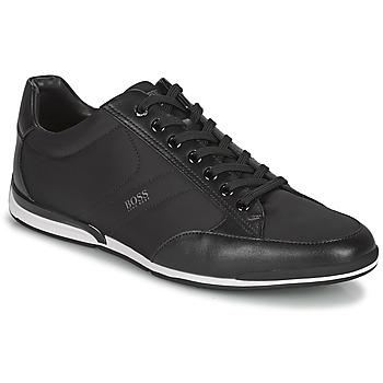 Zapatos Hombre Zapatillas bajas BOSS SATURN LOWP NYS Negro