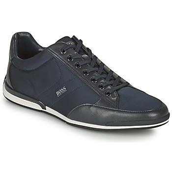 Zapatos Hombre Zapatillas bajas BOSS SATURN LOWP NYST Marino