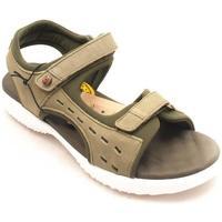 Zapatos Mujer Sandalias Panama Jack Nilo B23 Verde
