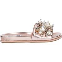Zapatos Mujer Slip on Steve Madden DELICATE Rosa