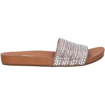 Zapatos Mujer Slip on Steve Madden DAZZLE Gris