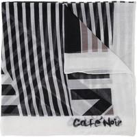 Accesorios textil Mujer Bufanda Café Noir CNS-JU707-geo GRIGIO