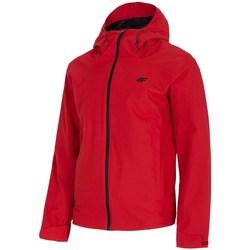 textil Hombre Chaquetas 4F KUM002 Rojos