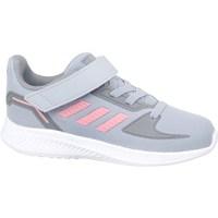 Zapatos Niños Running / trail adidas Originals Runfalcon 20 Grises