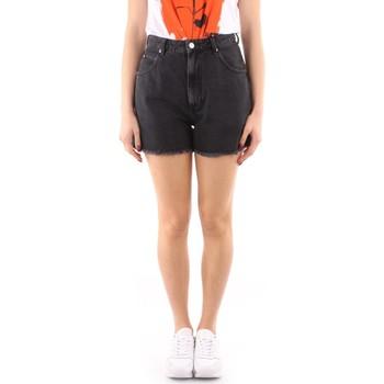 textil Mujer Shorts / Bermudas Roy Rogers P21RND107N0461684 NEGRO