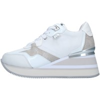 Zapatos Mujer Zapatillas altas Apepazza S1HIGHNEW07/NYL BLANCO