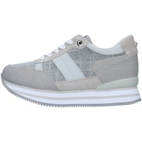 Zapatos Mujer Zapatillas bajas Apepazza S1RSD09/TEJ-MET GRIS