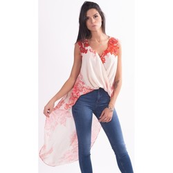 textil Mujer Camisas Love To Love L17091 Incoloro