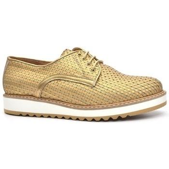 Zapatos Mujer Derbie Alpe DOLCE Platino