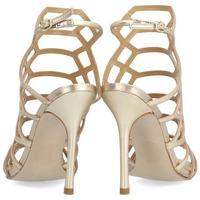 Zapatos Mujer Sandalias Alpe NIGHT Platino