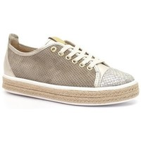 Zapatos Mujer Zapatillas bajas Alpe JULIE Taupe