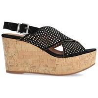 Zapatos Mujer Sandalias Alpe INGRID Negro