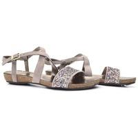 Zapatos Mujer Sandalias Alpe BIO Tostado