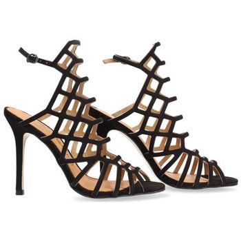 Zapatos Mujer Sandalias Alpe NIGHT Negro